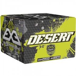 Bille de paintball Desert