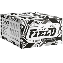 Carton VIRST Field 2000 billes paintball
