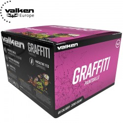 Paintballs - Graffiti-Yellow Fill